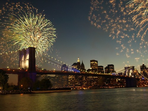 Happy Birthday Brooklyn Bridge Copyright 2008 Harvey B