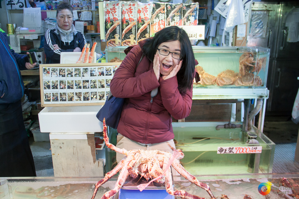 Hakodate Moring Market