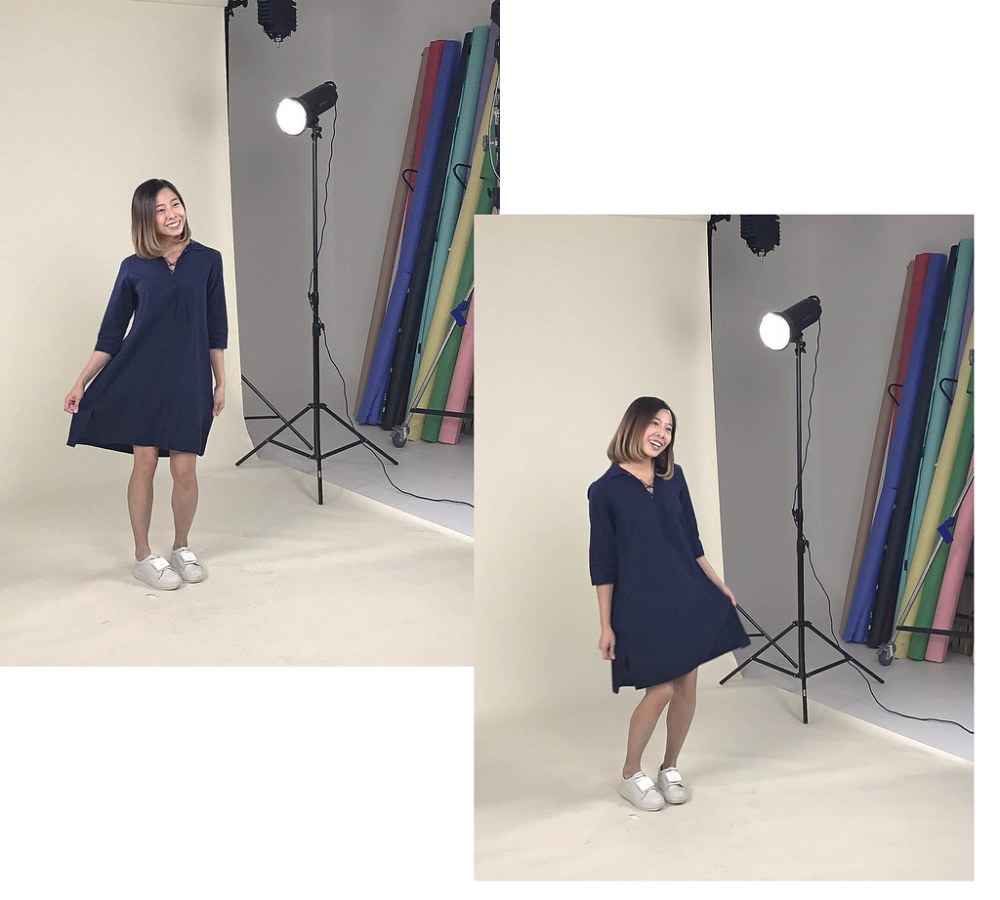 Elle Singapore Uniqlo Ines de la Fressange Fashion Blog comb 2i