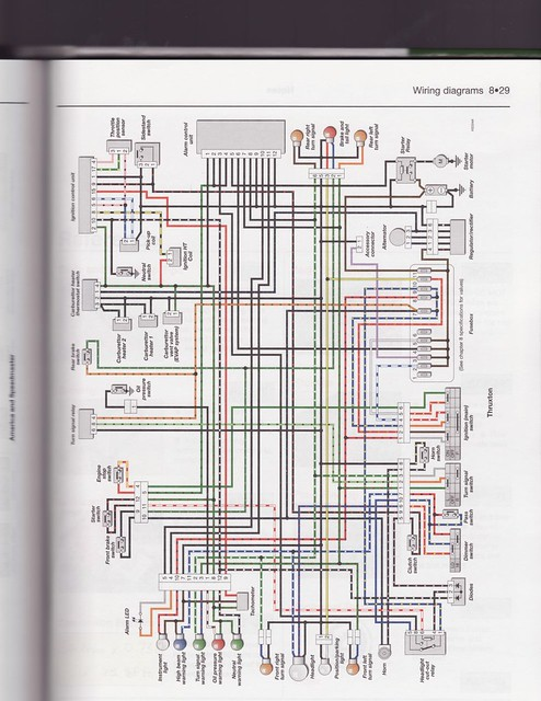 Thruxton Wiring Diagram | Thom Richards | Flickr