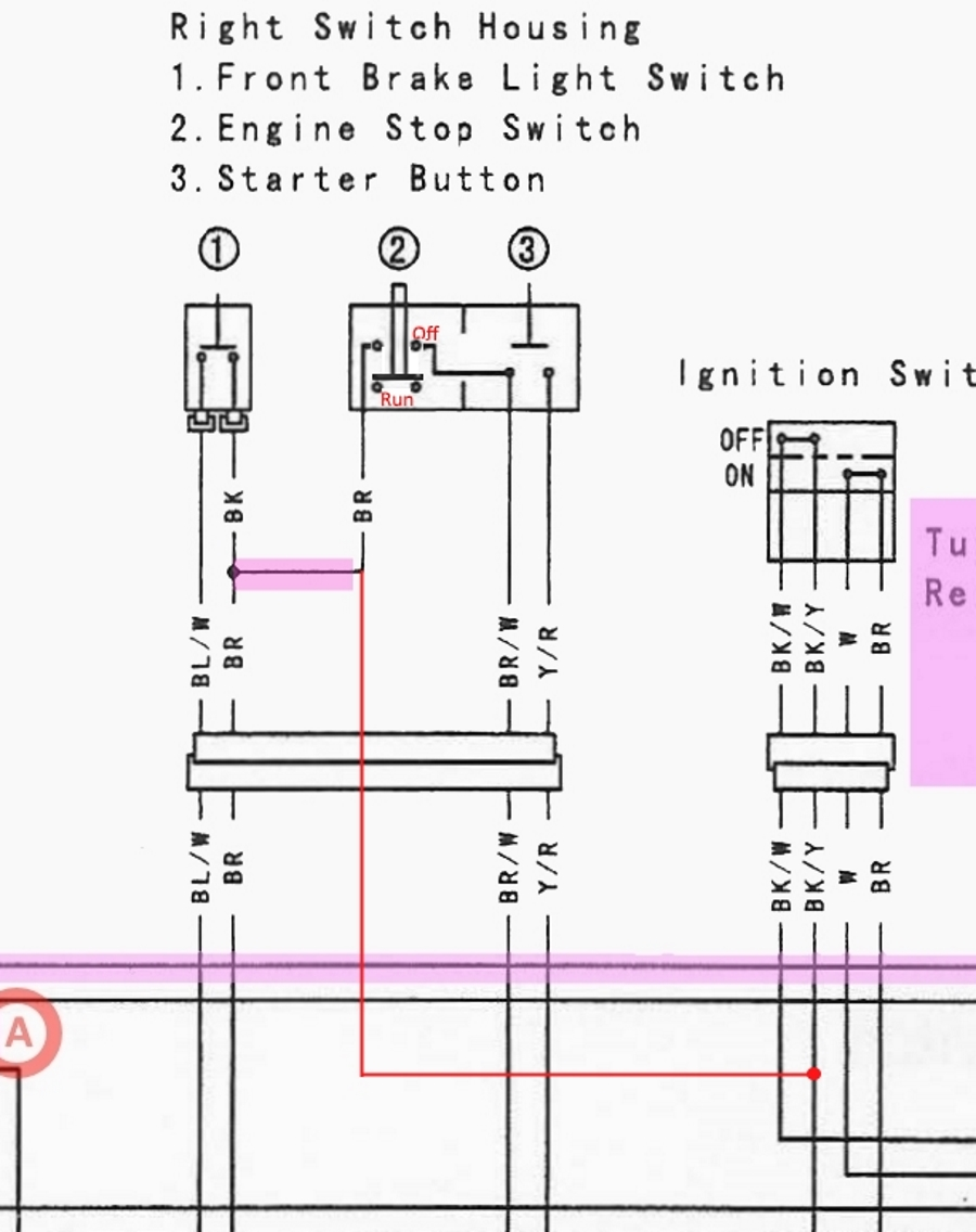 zl 1000 wiring diagram enthusiast wiring diagrams u2022 rh rasalibre co