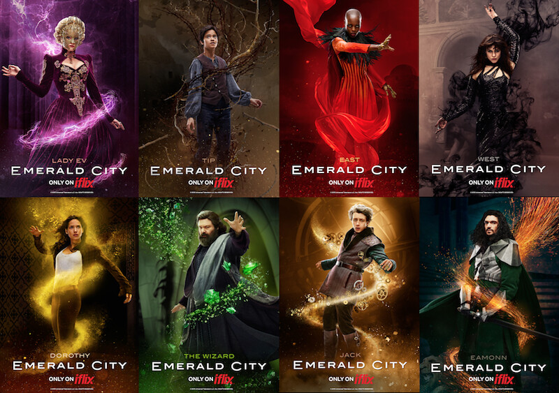 Emerald City: Only on iFlix
