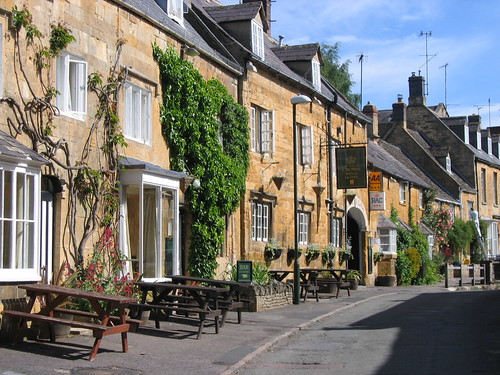 Blockley Cotswolds Gloucestershire Taken In The Lovely