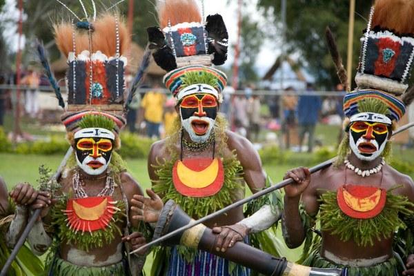Goroka Show | These were members of my favorite tribal ...