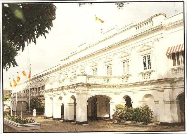 Ministry of Foreign Affairs , Sri Lanka | Foreign Ministry ...