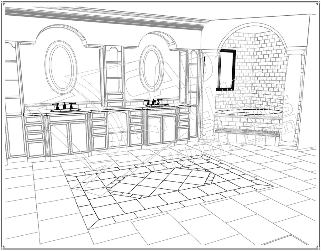 3d Autocad Drawing