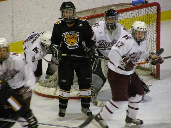 Saint Mary's Huskies at Dalhousie Tigers (Feb 16 2008 ...
