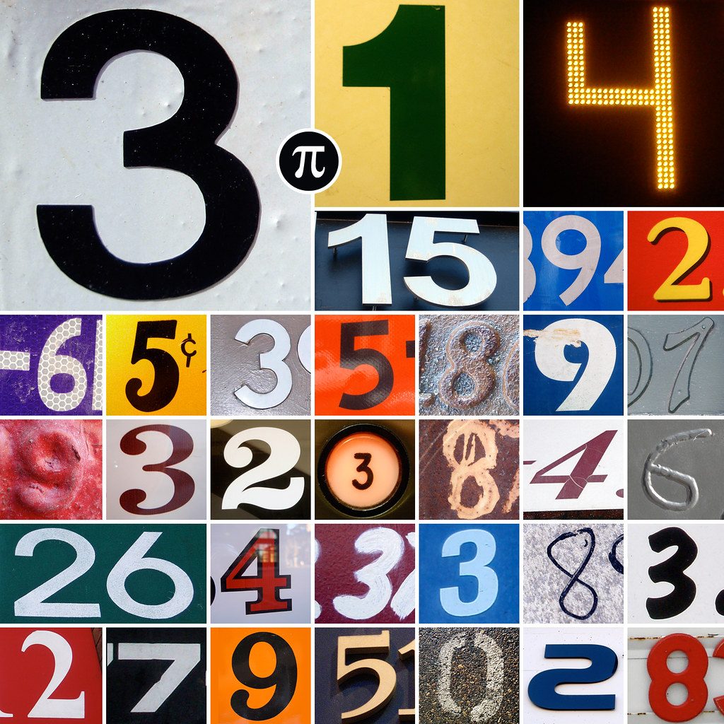 Happy Pi Day To The 36th Digit
