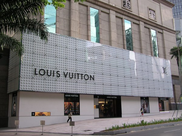 Louis Vuitton Starhill | Louis Vuitton's flagship store at ...