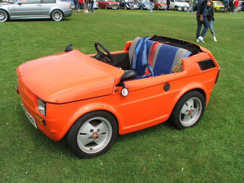 Mini Fiat 126 A Shortened Fiat 126 As Photographed At