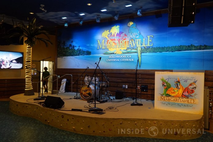 Jimmy Buffett's Margaritaville soft opens at CityWalk Hollywood