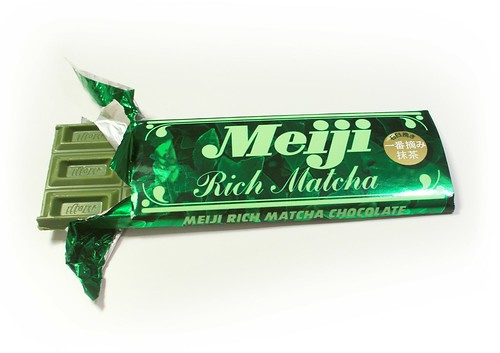 3 mobile Green Chocolate | Tea-flavoured chocolate, found in Life ...