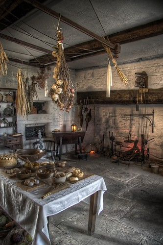 Ordsall Hall Kitchen Stephen Gowenlock Flickr