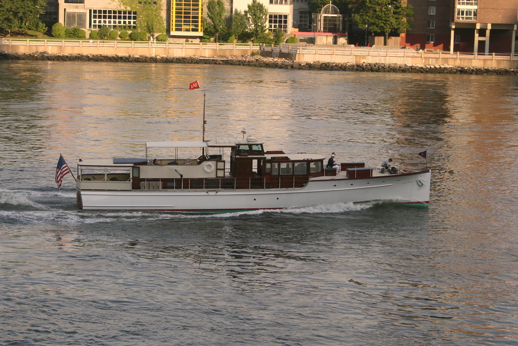 1930 Yacht Scout 72 Scout Of Newport RI Was Built