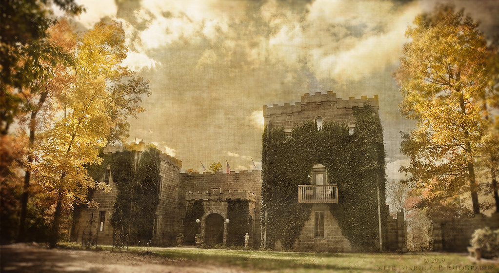 Ravenwood Castle On A Recent Trip To Hocking Hills With