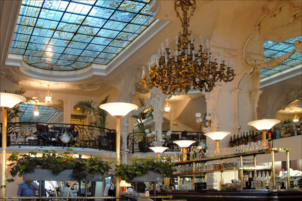 Le Grand Caf Art Nouveau Moulins Le Grand Caf Bar