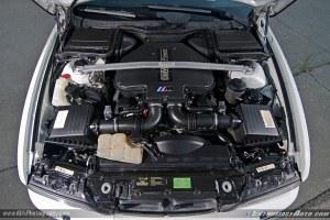 e39 v8 50 m5 engine Alutec Bar, AA intakes | dan kinzie