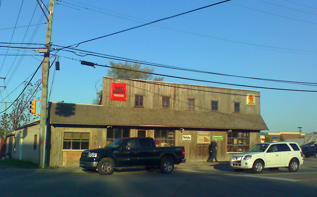 Stier S Hardware Abandonned Stier S Hardware Sits At The
