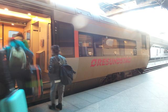 Öresundståg Kastrup