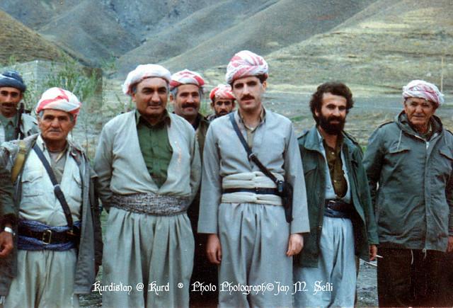 Nechirvan Idris Barzani Kurdistan Peshmerga Jan Sefti