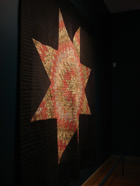 Star of Bethlehem Quilt by Freedom Quilting Bee, About 1968