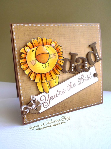 Card for my dad | I made a card for father's day using my ...