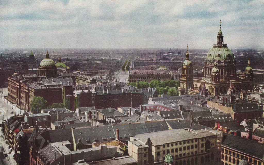 Changing Berlin 1937 Quot Berlin With More Than 4 200 000