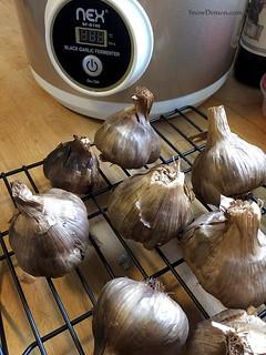 20170129 - 2 black garlic