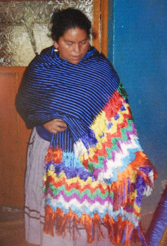 Fancy Rebozo Michoacan This Is A Photo Of A Photo On