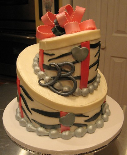 Brittany S 23rd Birthday Cake Tn Something Special Cakes