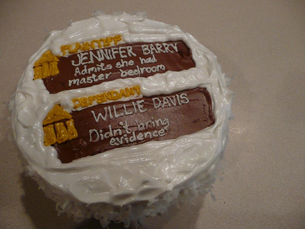 Mom S Coconut Judge Judy Birthday Cake I Always Make My