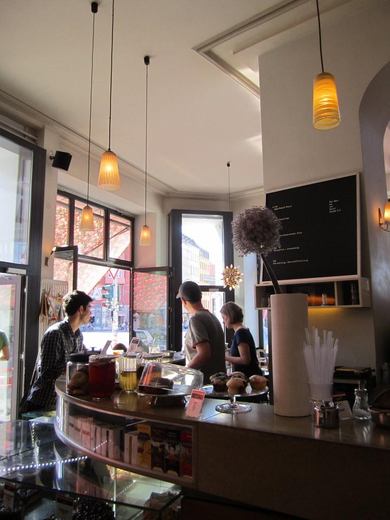 Coffee Shop Interior La Citta Vita Flickr