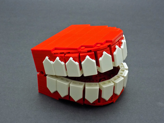 Remember Kids Brush Your Lego Teeth At Least Twice A Day