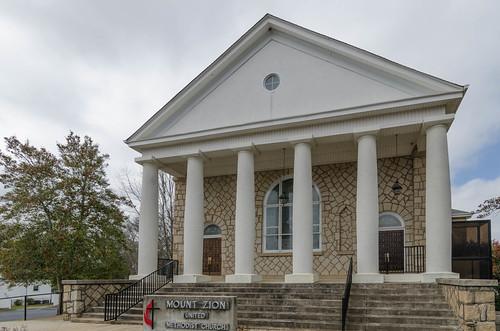Mount Zion Methodist in Central