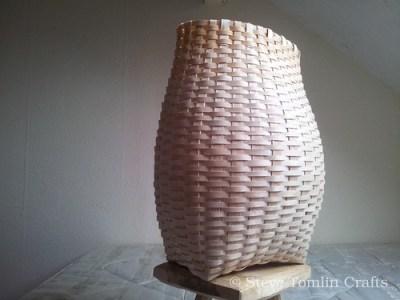 ash splint basketry