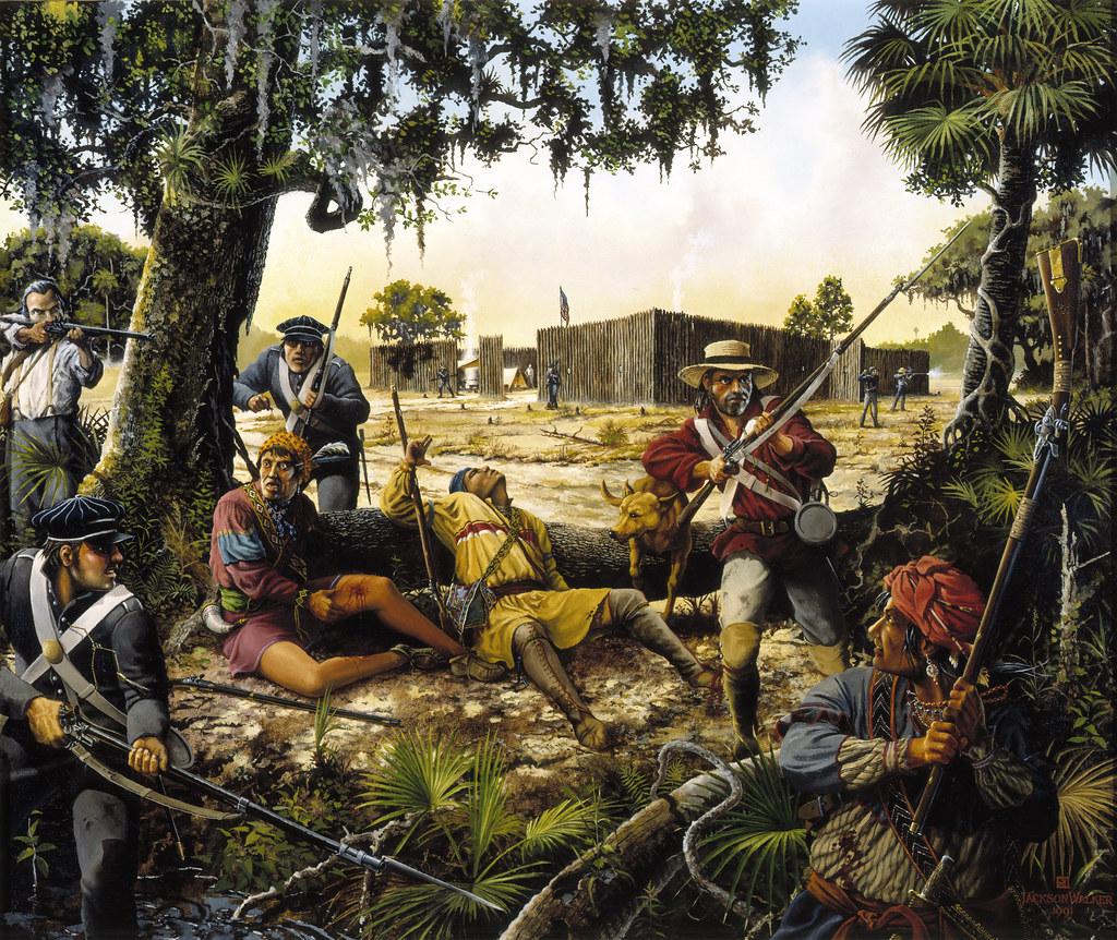 The Macon Volunteers By Jackson Walker Citrus County
