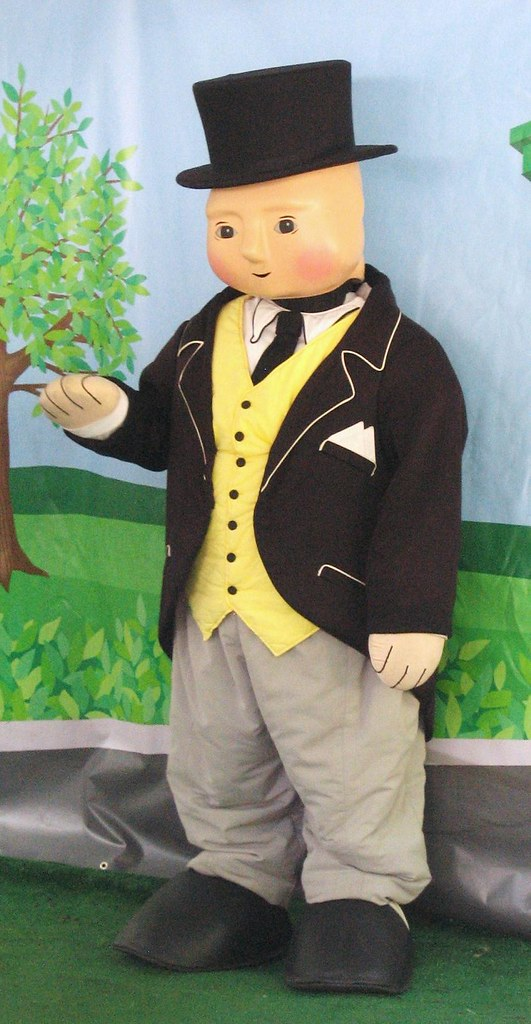 A Day Out With Thomas Sir Topham Hatt Sir Topham Hat At