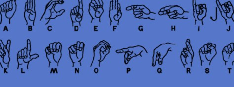 sign language signs