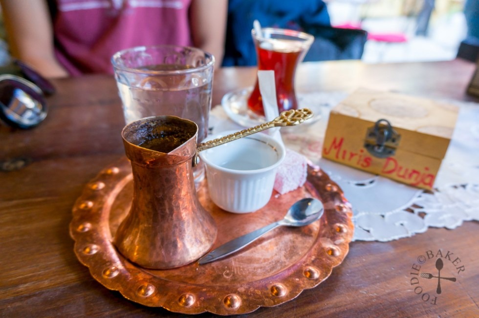 Bosnian coffee