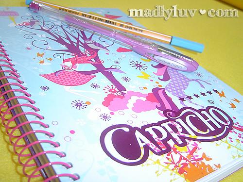 Material Escolar 2020 Cadernos