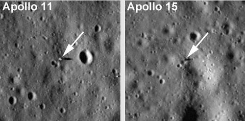 LRO Sees Apollo Landing Sites (NASA, Moon, 7/17/09) | Flickr