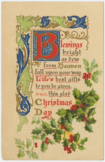 Antique Amp Vintage Christmas Cards For Paper And Ephemera