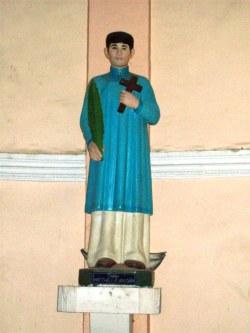sveti Matej Le Van Gam - mučenec