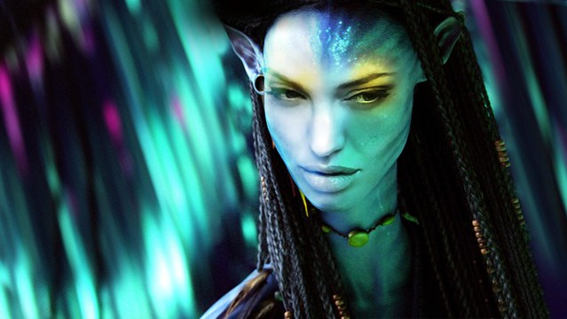 avatar - effect   Your face in Avatar Movie shot on ...