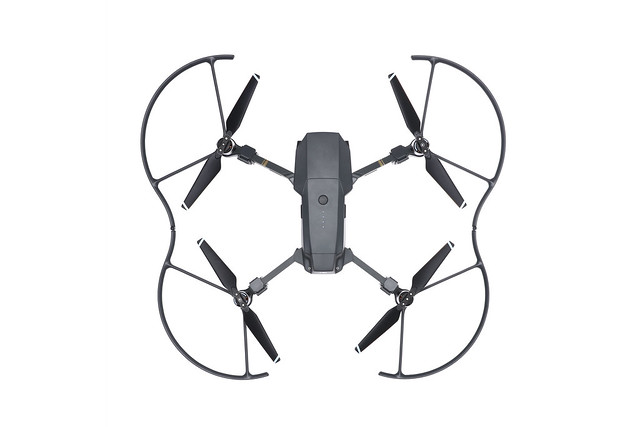 Mavic Pro with Propeller Guard