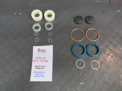 Tom Cutter's Fork Rebuild Kit