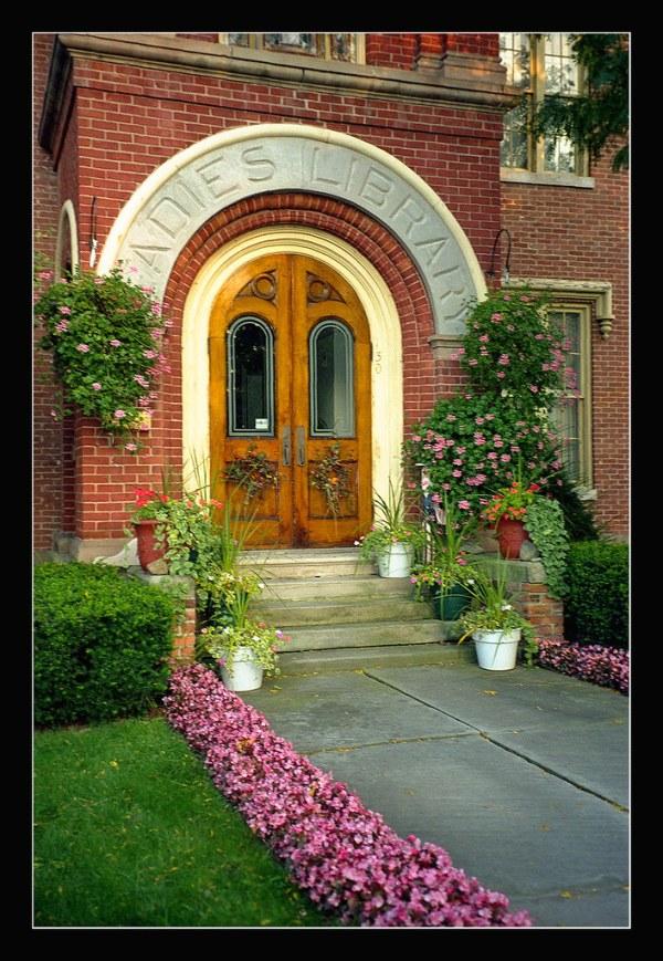 Ladies Library - Ypsilanti, Michigan | This Italianate ...