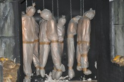 Image result for hanging bodies