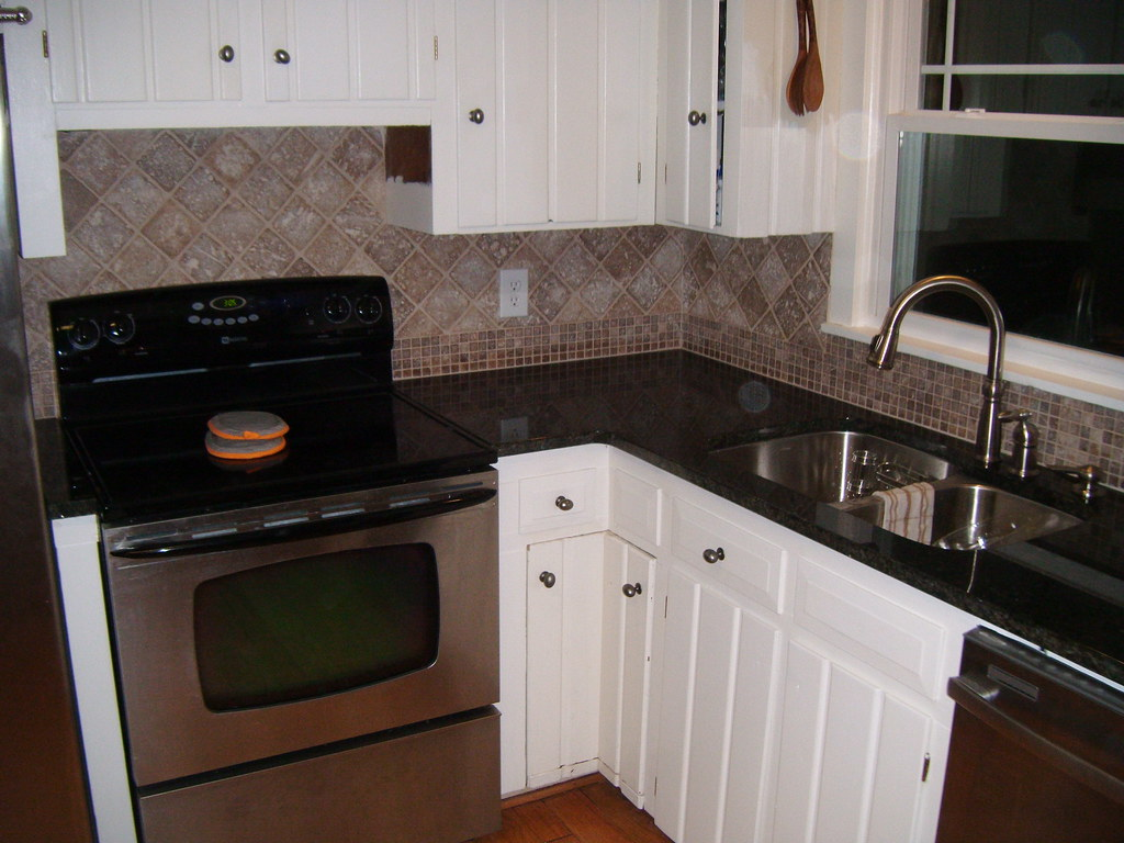 Tile Backsplash Charlotte Granite Charlotte Countertops