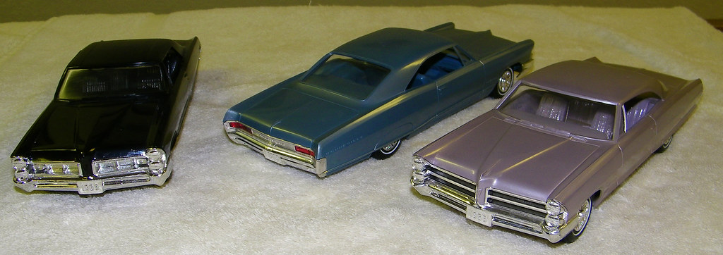 1965 Pontiac Bonneville and Grand Prix Promo Model Cars   Flickr     1965 Pontiac Bonneville and Grand Prix Promo Model Cars   by coconv